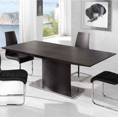 Enrique Dining Table with Extension
