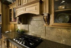 Tuscan Style Kitchens | Backsplash