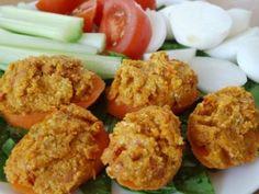 RAW recepty babičky Aničky - Pomazánky, omáčky, sýry - Pomazánky 1 Chicken, Meat, Food, Essen, Meals, Yemek, Eten, Cubs