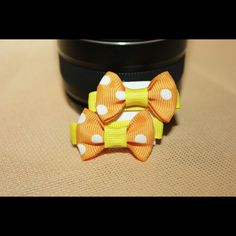 Doble bow pin
