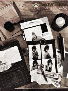 Méchant Design: on my desk tonight