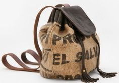 burlap purses   admin on September 13, 2011 in Coffee Accessories