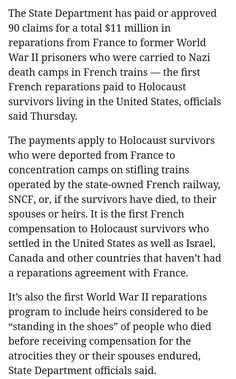 Reparations For Slavery, Holocaust Survivors, World War Ii, Prison, Sayings, World War Two, Lyrics, Quotations