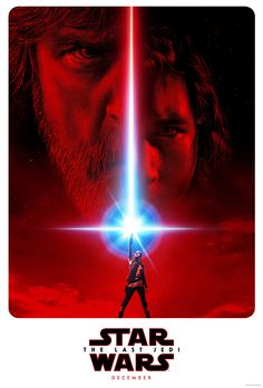 Star Wars - The Last Jedi poster has been revealed.