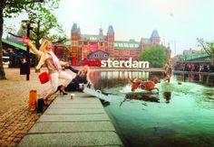 En este caso, os propongo un sencillo recorrido por los #museos de #Ámsterdam que se ubican en #Museumplein, la explanada de los museos, donde se encuentra el famoso cartel 'I amsterdam' http://www.guias.travel/blog/recorrido-por-los-museos-de-museumplein-de-amsterdam/ & http://www.viajaraamsterdam.com/museos-en-amsterdam/