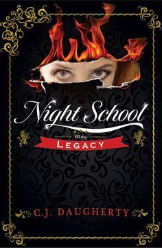 book series by C.J. Daugherty
