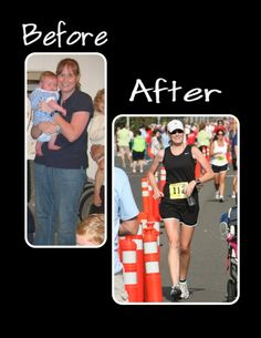 Great website of stories about moms who run.