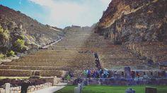 Sitio Arqueológico Ollantaytambo, cuyo emplazamiento estratégico permitió ser  un centro Militar, Agrícola y Religioso que les permitió Administrar y Controlar el Valle Sagrado de los Incas. #heritage #ollantaytambo #perú #hystory #architecture #constructions #traveling #travel #incas #terrazas #happy http://tipsrazzi.com/ipost/1505431192261289128/?code=BTkXbF4huSo