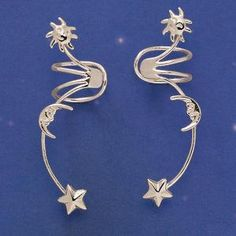 Celestial Earcuffs                                 - New Age & Spiritual Gifts at Pyramid Collection