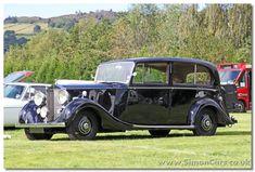 Rolls-Royce Фантом 1939 з Ріппон Bros Лімузин тіла