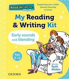 A bumper set of goodies to help you read and write at home. Everybody's talking about Read Write Inc: the wonder literacy programme. It's wowed the government and starred on TV. Parents and teachers love it. But now you don't have to sit in a classroom to enjoy the benefits. This kit lets you learn at home! It includes phonics flashcards, a handwriting workbook, a phonics wall frieze and a wipe-clean writing practice sheet. Read, write, enjoy! Phonics Programs, Literacy Programs, Learning The Alphabet, Home Learning, Writing Practice, Writing Skills, Kids Reading, Free Reading, Read Write Inc Phonics