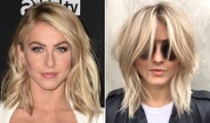 Julianne Hough& new & is giving off some serious Rachel Green from Friends vibes. Medium Hair Cuts, Short Hair Cuts, Medium Hair Styles, Short Hair Styles, Short Hairstyles For Women, Celebrity Hairstyles, Cool Hairstyles, Hairdos, Pixie Haircut For Thick Hair