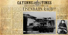 Cayenne Times 20. September 1868 - http://www.go-paintball.de/cayenne-times-20-september-1868/