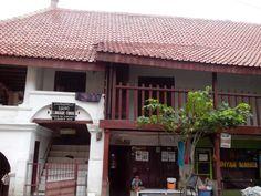 Langgar tinggi @ Pekojan. Founded since 1829