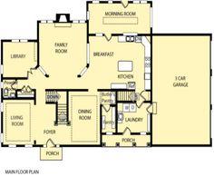flooring-builders Family Room, Porch, Floor Plans, Flooring, Living Room, Home, Balcony, Patio, Ad Home