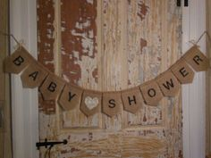 Hey, I found this really awesome Etsy listing at https://www.etsy.com/listing/169622088/baby-shower-banner-baby-shower-bunting