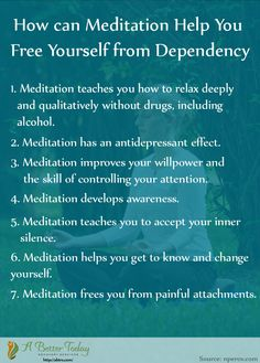 25 Addiction Recovery Tips and Quotes #Meditation can be a powerful tool in #addiction recovery. Take a look at this list to learn more about it.