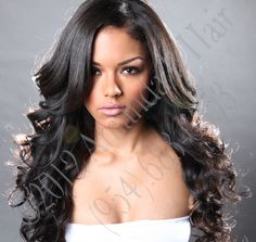 gorgeous glamourous fabulous virgin remy long layered curly wavy stunning weave sew in hairstyle #urban #hairdo