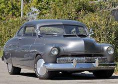 Cobra, Mercury Monterey 1950