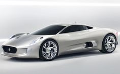 modern car: Evening Time Gossip: jaguar c x75 new model car fo...