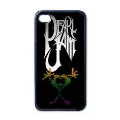 Apple iPhone Case - Pearl Jam Rock Band Logo - iPhone 4 Case Cover