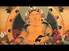 Дзамбала - (Замбала) - Божество богатства и процветания - YouTube