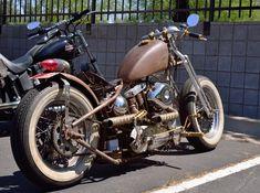 Early Harley Sportsterby Doug Klassen  viajd-kd