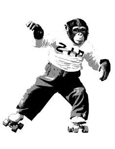 Roller Ape