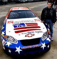 Tony Stewart ran this at Daytona in July 2003