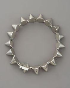 http://nutweekly.com/eddie-borgo-small-cone-bracelet-silver-p-1929.html