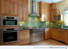 18 Beautiful Designs of Kitchen Remodels | Home Design Lover