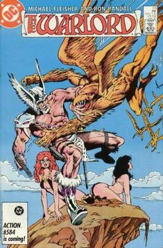 Warlord #113 - Though Fiends Destroy Me! (Issue)