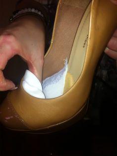 truco para que no se salgan los zapatos!!!
