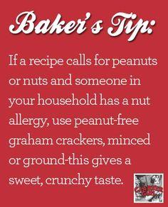 Baker's Tip