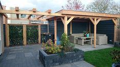 Outdoor Garden Rooms, Outdoor Living Rooms, Garden Gazebo, Pergola Patio, Outdoor Gardens, Backyard Cabana, Backyard Patio, Garden Architecture, Garden Buildings