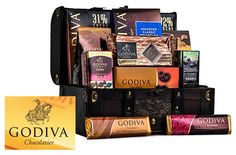 Chance to Win a Godiva Dark & Distinctive Gift Basket Sweepstakes -- Ends Sunday! ENTER Today at www.kudosz.com/entry