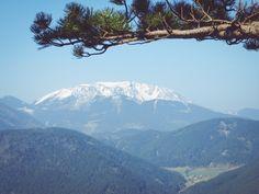 Wanderung auf den Gösing - freets Mount Rainier, Mountains, Nature, Travel, Walking Paths, Snow Mountain, Enjoying The Sun, Air Fresh, Hiking Trails
