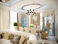 Elegant villa in Abu Dhabi