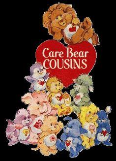 Care Bear Cousins :) ♥