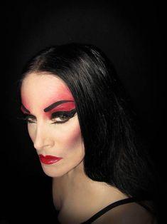Diamanda Galas, the Goddess of Your Nightmares…. Diamanda Galas, Kristofer Buckle, Makeup Art, Hair Makeup, Goth Music, Black Planet, Skull Dress, Fierce Women, Louise Brooks