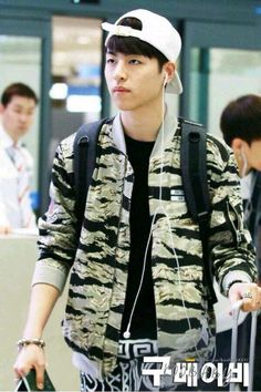Junhoe Team B Arrival @ Incheon Airport