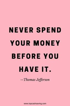 13 Inspirational money quotes to help you save - Money saving tips Wealth Quotes, Success Quotes, Me Quotes, Motivational Quotes, Inspirational Quotes, Saving Money Quotes, Quotes About Money, Money Motivation Quotes, Get Money Quotes