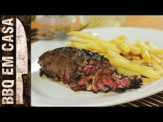 RECEITA DE BIFE MARINADO - YouTube