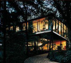 Clássicos da Arquitetura: Casa de Vidro,© Arquilove