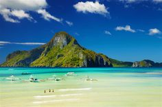 The ordinariness (and some might say the ugliness) of El Nido only heightens the contrast between the mundane and the sublime. Spanish for 'the...