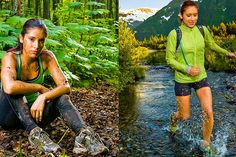 Trail running dream. Yes, yes I do dream of this.