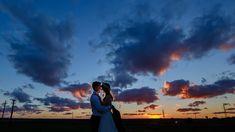 Unul dintre cluplurile mele preferate din anii care au trecut. Atata iubire si caldura rar iti este dat sa gasesti, chit ca esti fotograf de eveniment. Clouds, Celestial, Weddings, Sunset, Outdoor, Outdoors, Wedding, Sunsets, Outdoor Games