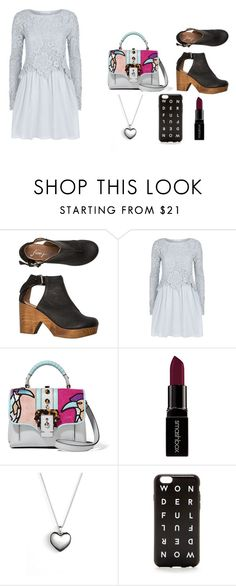"""""""Untitled #252"""" by dreamarie151 on Polyvore featuring Free People, See by Chloé, Paula Cademartori, Smashbox, Pandora, J.Crew, women's clothing, women, female and woman"""