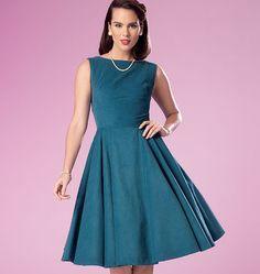 Butterick Misses' Dress 6094