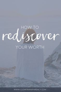 In a world where you constantly feel like you're comparing yourself to others, it's hard to remember how valued you are. Read how to rediscover your worth! Christian Girls, Christian Living, Christian Faith, Learning To Love Yourself, Comparing Yourself To Others, Biblical Womanhood, Identity In Christ, Empowerment Quotes, Women Of Faith
